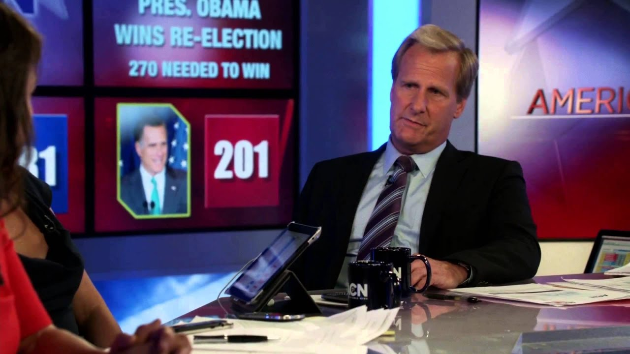 Download The Newsroom - Will McAvoy - New Kind of Republican