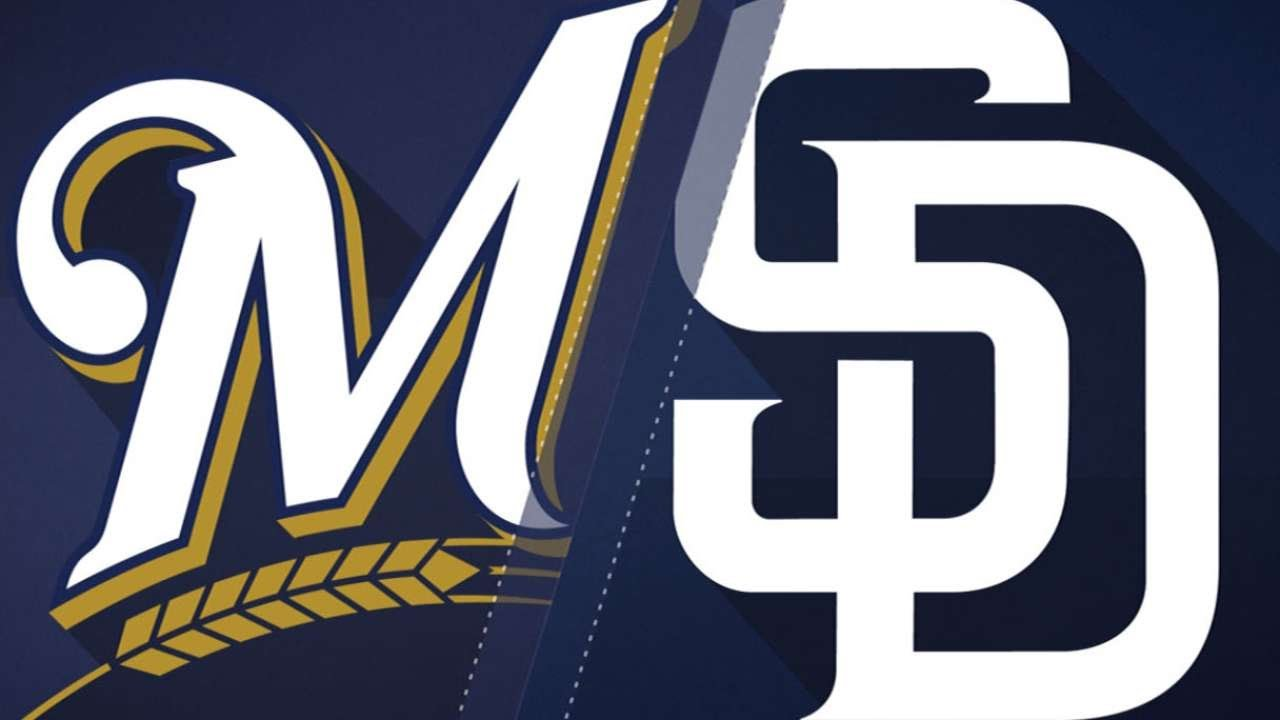 Homers by Cain, Braun lead Brewers past Mets, 3-1