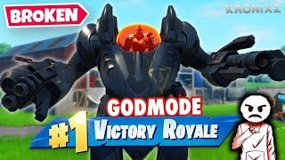 Fortnite Season X (GODMODE GLITCH) In Public Lobbies - Win Every Game