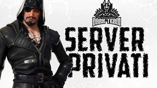 PRIVATE-PASS SERVER IN CHAT-LIVE FORTNITE