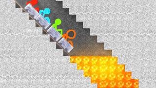 I Found AMAZING Minecraft Stick Fight Animations You NEED To Watch!