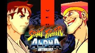 Street Fighter Alpha Anthology ... (PS2)