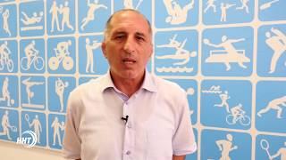 Зайнал Салаутдинов 1-й зам. министра спорта РД поздравляет всех с праздником - Ураза Байрам!