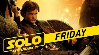 SOLO : A Star Wars Story - NEW Scoundrels Featurette Trailer (2018) HD