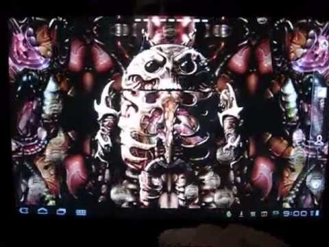 Biomechanical Skull Wallpaper - Android Apps on Google Play