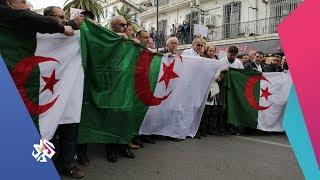 العربي اليوم | الجزائر .. تأييد الحراك الشعبي