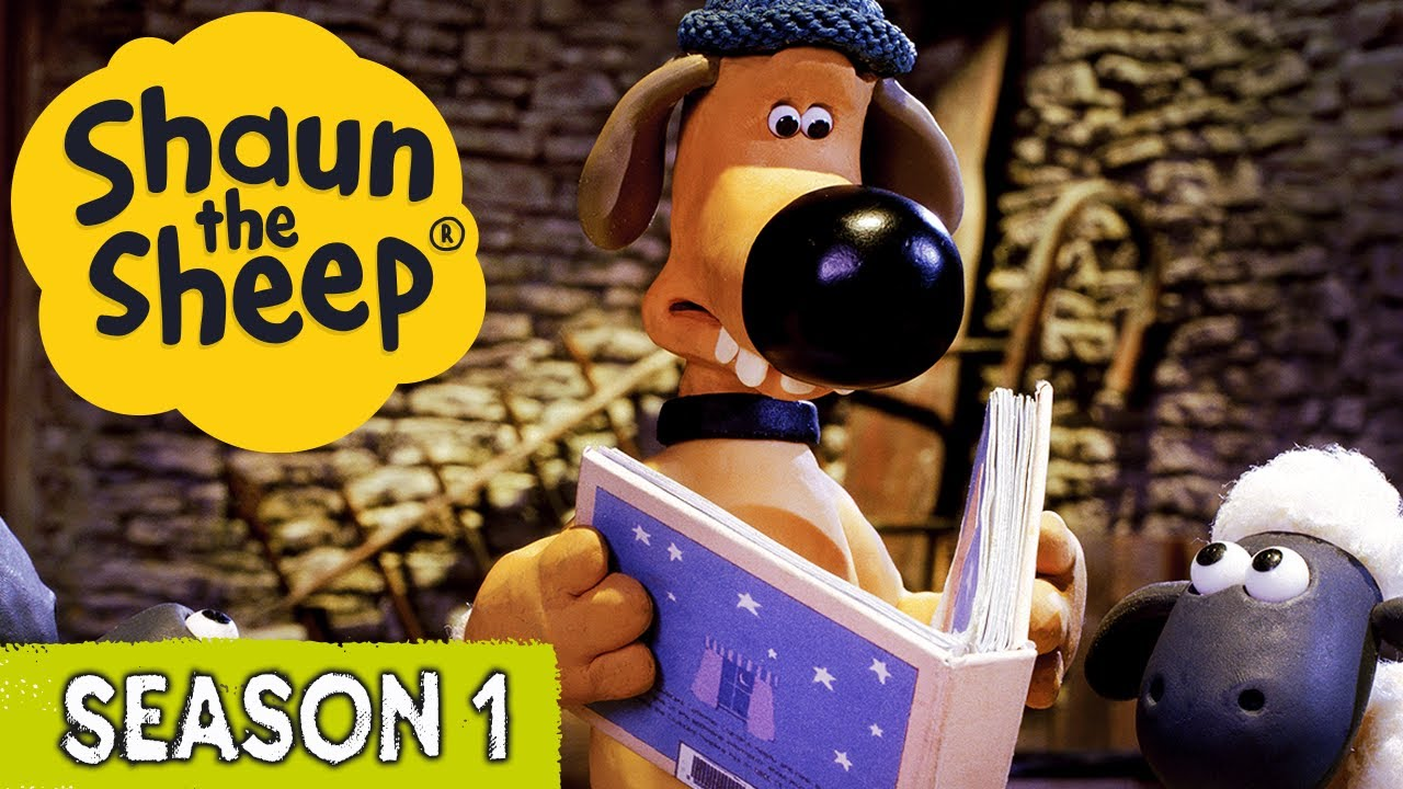 Download Things That Go Bump in the Night & Who's the Mummy   Shaun the Sheep S1 (x2 Full Episodes)