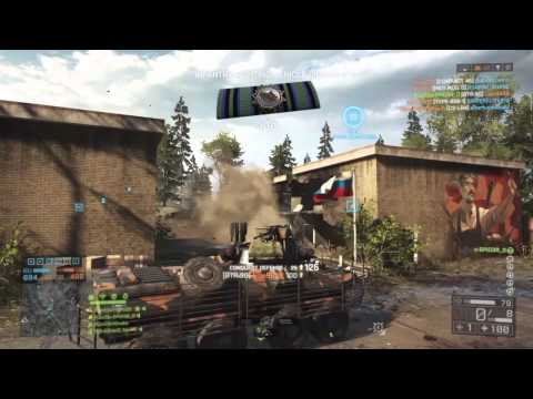 Battlefield 4: IFV BTR-90 Gameplay Zavod 311 71 - 0
