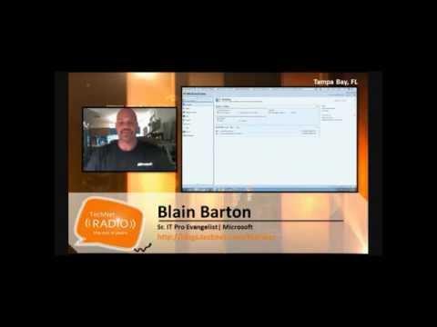 TechNet Radio: IT Time -- Windows Intune Demo