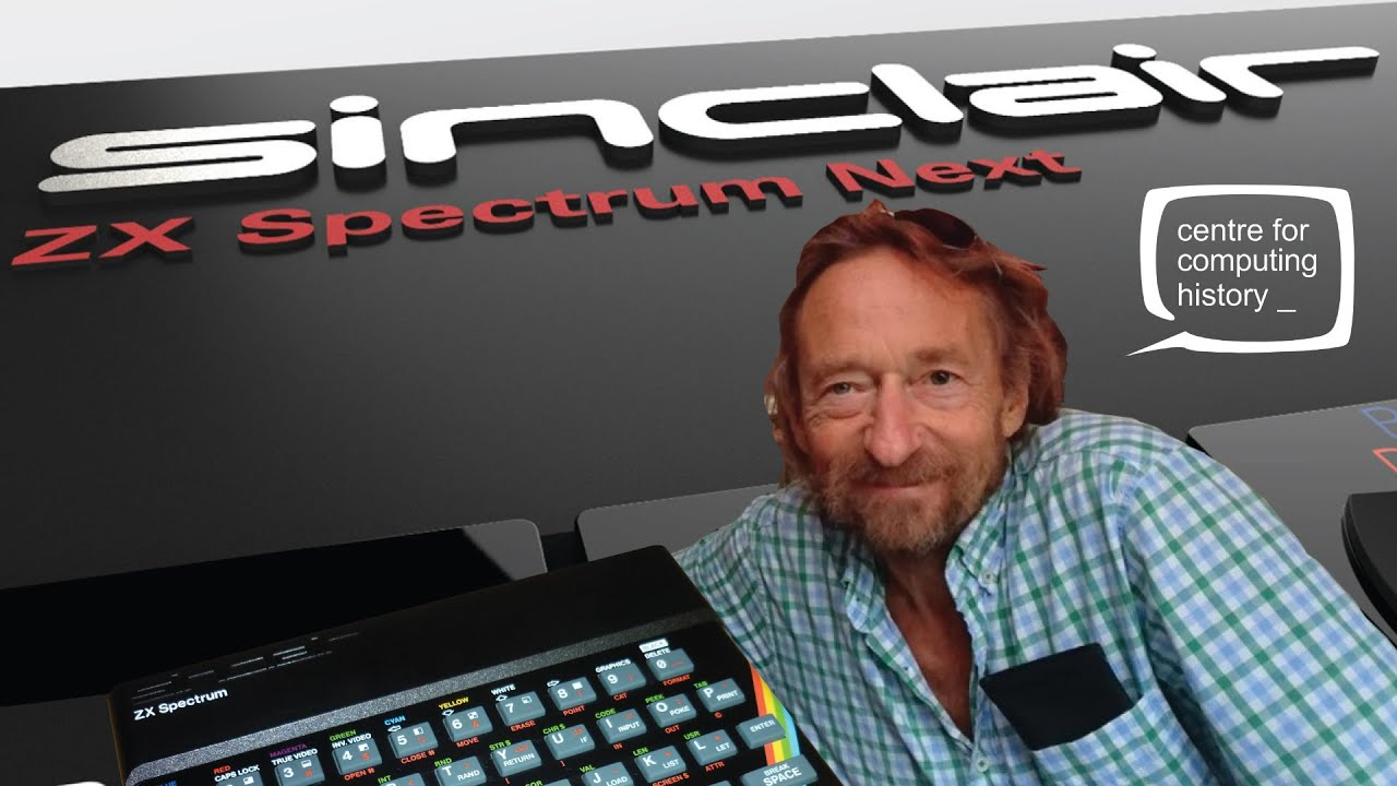 Rick Dickinson - Industrial Design of the Spectrum Next - YouTube