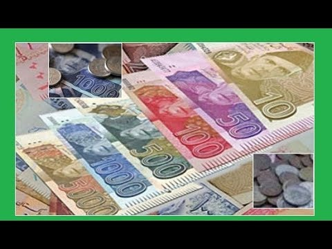 Pakistani Rupee (PKR) Exchange Rate ... | Currencies and banking topics #40