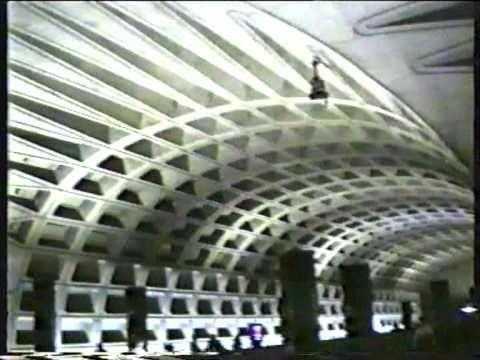 Washington metro trips 1991