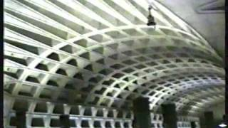 Washington metro trips 1991