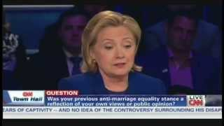 CNN Town Hall: Hillary Clinton