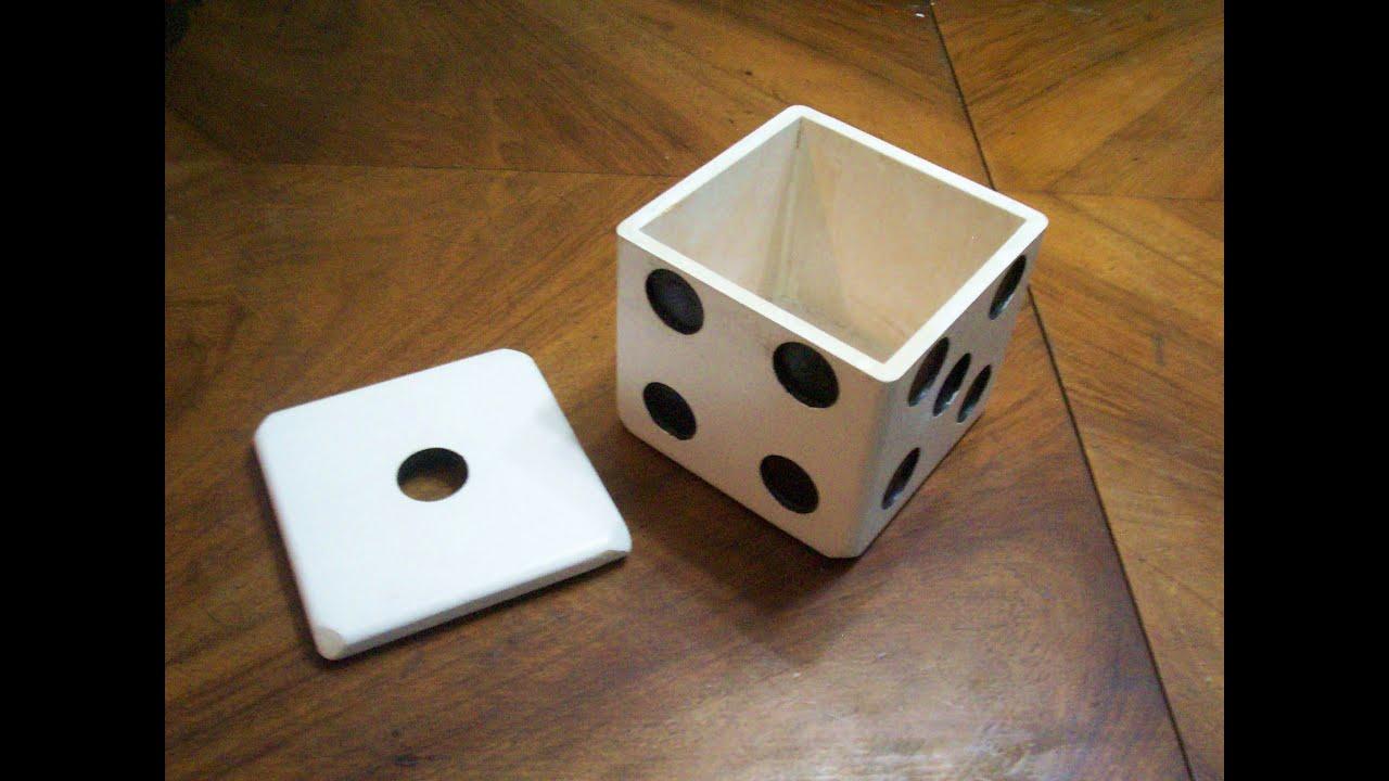 Como hacer caja porta ovillo wooden boox youtube - Hacer caja de madera ...