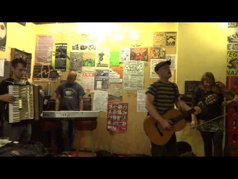 POG-CLASS WAR + KINGS AND QUEENS - LIVE @ MOLLI CHAOOT - AMSTERDAM NL - 10 10 2013 - PT 3.