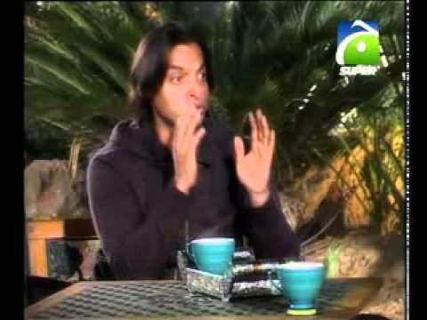 Shoaib Akhter - Sharing Some Funny Moments