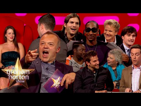 Clips You've NEVER SEEN Before From The Graham Norton Show | Part Ten