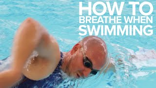 How to Breathe when Swimming - www.simplyswim.com