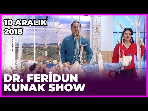 Dr. Feridun Kunak Show - 10 Aralık 2018