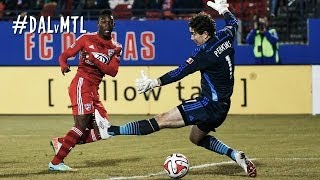 HIGHLIGHTS: FC Dallas vs. Montreal Impact | March 8, 2014