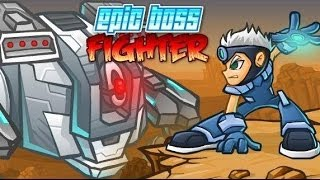 Free Game Tip - Epic Boss Fighter