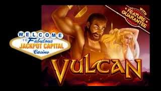 Jackpot Capital Casino Inroduces New New Vulcan Slot with Guaranteed Bonus Rounds(Sparks are flying in Vulcan, the latest feature-loaded game at http://www.JackpotCapital.eu. The new slots game, a tribute to the Roman god of fire, has several ..., 2013-03-04T16:53:30.000Z)