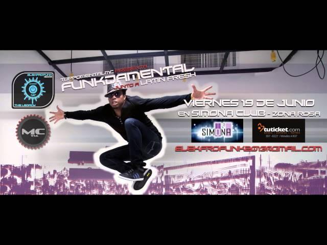 ToppomentalMC Clip - Simona Club, Bogota DC. 19/06/15
