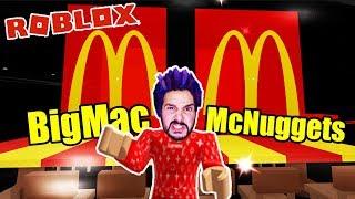 Roblox: DO NOT CHOOSE THE FALSCHE MCDONALDS DOOR! Escape McDonald's Obby
