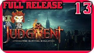JUDGMENT: APOCALYPSE SURVIVAL SIMULATION | Rare Equipment | 13 | Judgment Campaign Gameplay