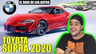 LA VERDAD EN TU CARA: TOYOTA SUPRA 2020