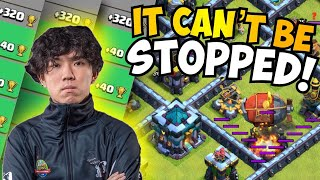 MOST UNSTOPPABLE LEGEND LEAGUE ATTACK STRATEGY IN HISTORY! Clash of Clans