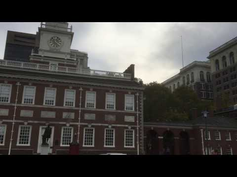 Philadelphia Independence National Historical Park  Video 3 11 2016, 16 01 06