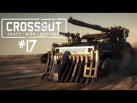 """CROSSOUT #17 • ACHTUNG: Coya baut """"schön"""" ;-) • Crossout Gameplay German • Deutsch"""