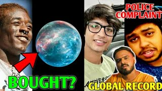 Rapper Bought His Own PLANET?! (NASA Reacts 😂) | Amit Bhadana, Sourav Joshi Vlogs, KingAnBru |