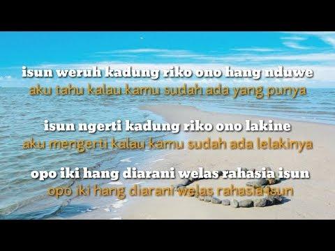 Welas Rahasia - Suliyana (Lirik Dan Terjemahan) 🎵