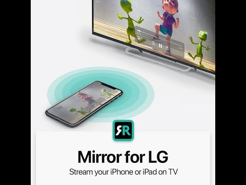 How to connect iphone 7 plus to lg smart tv