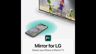 How to mirror your Apple iPhone to your LG Smart TV