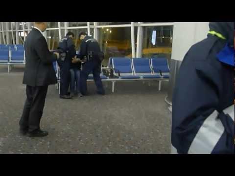 Arab passenger arrested at Hong Kong Airport