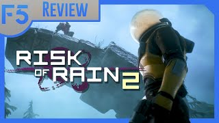Risk of Rain 2 Review: Solid Action, Aged Roguelike (Video Game Video Review)
