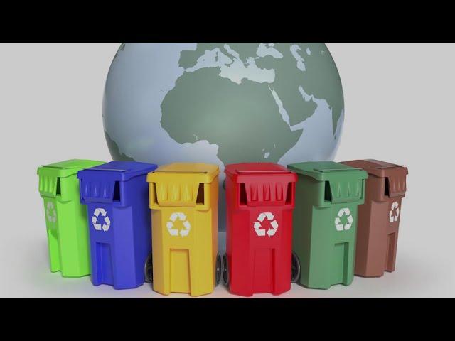 Wie man RICHTIG den Müll trennt! | Mülltrennung