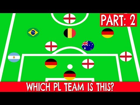 Which Premier League Team is This?(Part 2) | Football Quiz