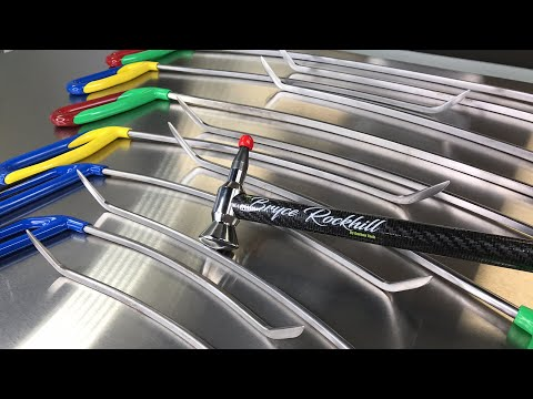 PDR Tool Review Tequila Tools - Rockhill Hammer