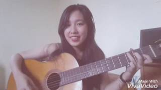 One call away - Guitar Cover - Trang Van