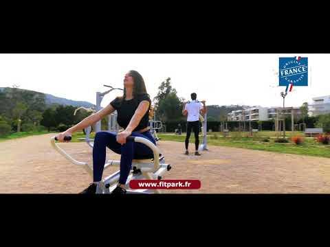 Vidéo Spot TV FitPark 20s