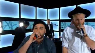 MOVITS! ft. Zacke - Halvvägs (Live TV4 Nyhetsmorgon)