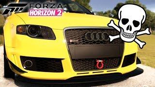 Zainfekowani, Król i wyścigi Multiplayer #31   Forza Horizon 2
