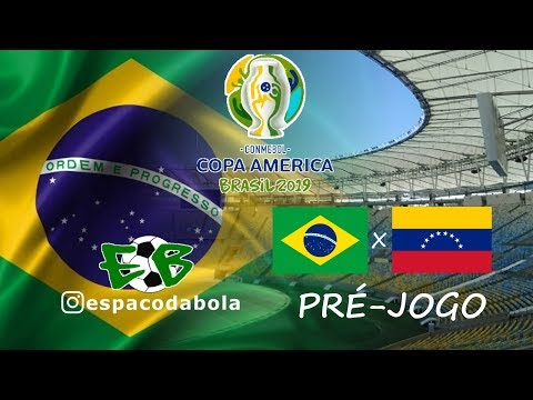 Pré-Jogo: Brasil x Venezuela