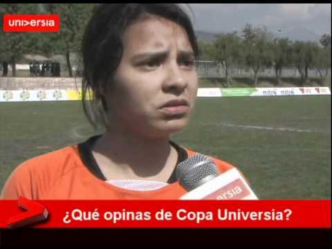 Copa Universia Damas 2010 - Katherine Ley (USACH)