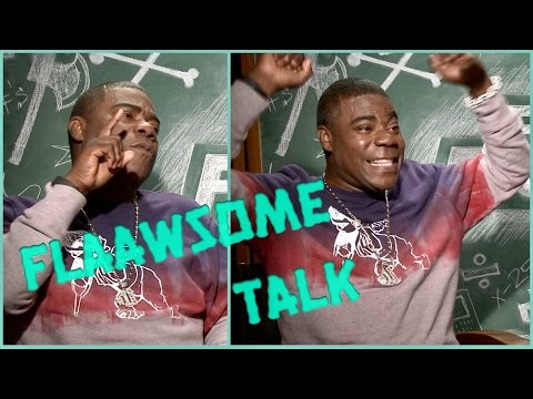 """TRACY MORGAN HONEST INTERVIEW """"We need to be less politically correct"""" (FIST FIGHT)"""